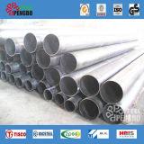 Tubo de aço sem costura AISI Stainless Steel (TP304L TP316L TP310S)