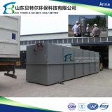 stabilimento di trasformazione efluente di industria lattiera 150m3/Day, (ETP per acqua di scarico oleosa)