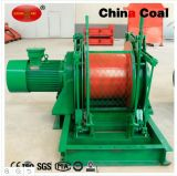 Torno eléctrico a prueba de explosiones de la cuerda de alambre de la explotación minera de subterráneo del carbón de China