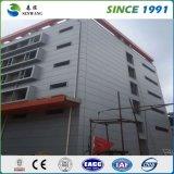 يصنع [ستيل ستروكتثر] بناية ورشة في الصين