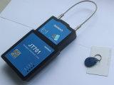Bloqueio do reboque com cartão de RFID e Rastreamento por GPS