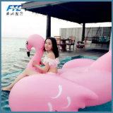 De opblaasbare Vlotter van de Pool van de Flamingo van de Stok van de Vlotter van de Pool