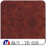 Yingcai 1m Wide Wood Grain Water soluble Film