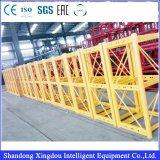 двойной подъем /Building строительного подъемника кабины 2ton с ценой по прейскуранту завода-изготовителя