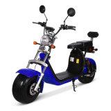 60V1500 W lithium-ion accu borstelloze Harley Scooter