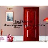 現代デザイン固体室内装飾の木のドア