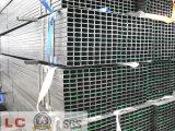 Tubo de acero soldado cuadrado y rectangular de alta frecuencia