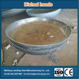 通常圧力容器のための皿に盛られたタンクヘッド