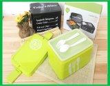 Al por mayor buena caja de almuerzo de plástico de gran capacidad