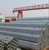 tubo de acero galvanizado agrícola 2inch/tubo redondo de acero/tubo de acero