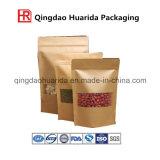 De douane Afgedrukte Plastic Zak van het Voedsel van de Ritssluiting van de Verpakking van het Voedsel Zak Verzegelde/de Gelamineerde Zak van de Douane van het Voedsel