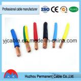 Câble de soudure de qualité de Yj et cordon de cuivre purs de câblage dans le prix bas