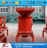 Alta eficiencia de vidrio verticales Compuesto máquina trituradora