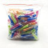 100PCS/Bag長い口の多彩で使い捨て可能なPlasitcの水ぎせるのShishaの送話口(ES-HM-003)