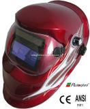 새로운 Design 98*60mm 자동 Darkening Welding Helmet (W1190TF)