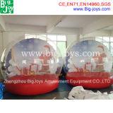 膨脹可能な広告の雪の地球の球、膨脹可能な雪のドーム(BJ-CH08)