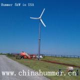 높은 Output Power Wind Turbine Generator 5000W System