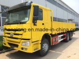 Ventes chaudes du camion Zz1257n4341W de cargaison de Sinotruk HOWO 6X4