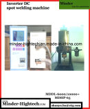 Finger Protected Manual Spot Welding Machine