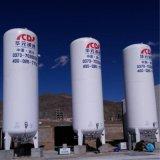 Tanque de oxigênio vertical do líquido criogênico do aço inoxidável