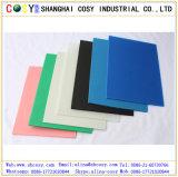 Hoja acanalada hueco de los PP Coroplast Sheet/PP/hoja de Correx para las muestras de la yarda