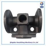 投資鋳造による炭素鋼ポンプ付属品のサドル