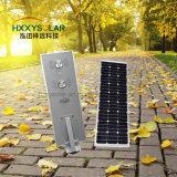 Alta calidad toda en una luz de calle del panel solar del LED 70W