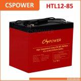 Батарея геля Cspower 12V 85ah перезаряжаемые - домашняя солнечная система