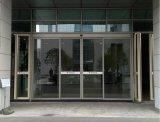 Portas deslizantes de vidro automáticas de serviço pesado