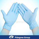 マレーシアの卸売価格の外科自然で黄色い乳液の手袋の供給