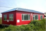 Het Geprefabriceerd huis van de Workshop van de Structuur van het staal/het Huis van de Structuur van het Staal Warehouse/Container (xgz-170)