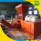 Stable Performance Biaxial Plastic / Rubber / Drum / Wood / Tire / Lumps / Jumbo / Tissé Sacs Broyeur Machine