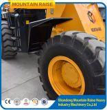 Maquinaria agrícola Ce 2.0 Ton Cargador de ruedas con enganche rápido