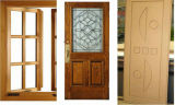 Stepperbewegungsdeltainverter-Tür und Möbel CNC-Fräser
