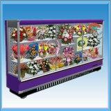 Afficheur frigorifique floral fleur / fleur