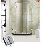 品質のステンレス鋼の浴室のコーナーの簡単なシャワーの小屋