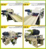 Journal de bois Shredder 7-8 de la machine T/H tambour en bois électrique Log Chipper