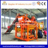 Bloc solide du sable Qt4-25 faisant à machine le petit bloc concret faisant la machine