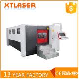 ドイツIpg 700W金属のファイバーレーザーの切断の機械装置