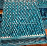 Materiali di riempimento della torre di raffreddamento della spruzzata per le torrette di acqua delle acque luride