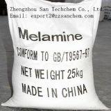 強い、Heat-Resisting装飾的なシートのための原料そして添加物として純度99.8%のメラミン、