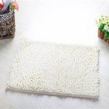 En el interior de algodón Poliéster acrílico Antideslizante alfombras de chenilla microfibra