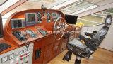 barco de passageiro da fibra de vidro da casca de 33.8m único para 199pax
