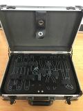 изготовленный на заказ<br/> серый алюминий Pinstripe прибора (KeLi-Tool-006)