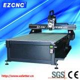 Машина CNC деревянной гравировки передачи механизма реечной передачи Ezletter спирально с таблицей струбцин (MW103)