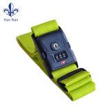 Изготовленный на заказ Eco- содружественная напечатанная перекрестная планка пояса багажа для оптовой продажи