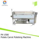 Commerciële Automatische Aardappel, de Was van de Gember en de Machine van de Schil
