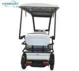 elektrische Rikscha des Dreirad48v500w für Verkauf