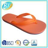 Plain EVA tira de PVC exclusivo Flip-flop para homens