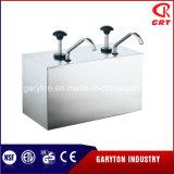 Dispensador de molho em aço inoxidável (TAB-JZP-02)
